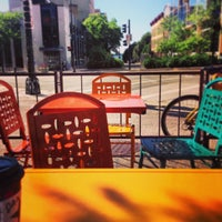 Photo taken at Colectivo Coffee by Dan T. on 6/28/2013