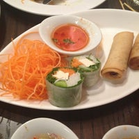 Photo taken at Side Street & Sushi Bar by I - Thai by Renee B. on 1/4/2013