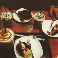 Photo taken at Starbucks by Amna A. on 1/10/2015