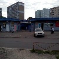 "Photo taken at Рынок ""Элерон"" by Юлия К. on 6/24/2016"