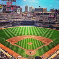 Photo taken at Target Field by Seth on 6/20/2013