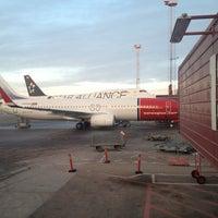 Photo taken at Norwegian Flight 4281 by CaMi on 3/14/2013