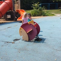 Photo taken at Forbes & Braddock Playground by Michael H. on 8/9/2014