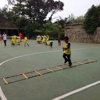 Photo taken at Sekolah Citra Alam Ciganjur by Gita Nuri L. on 8/28/2013