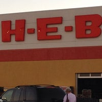 Photo taken at H-E-B by Dennis Y. on 11/2/2013