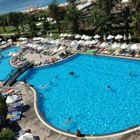 8/8/2013 tarihinde Sedoş A.ziyaretçi tarafından Lyra Resort Hotel'de çekilen fotoğraf