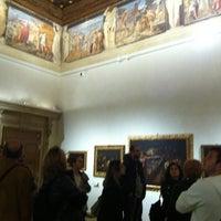 Photo taken at Palazzo Fava - Palazzo delle Esposizioni by Lorenza T. on 10/27/2012