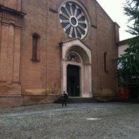 Photo taken at Basilica di San Domenico by Lorenza T. on 10/27/2012