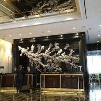 Photo taken at Trump International Hotel & Tower Toronto by Alex P. on 1/18/2013
