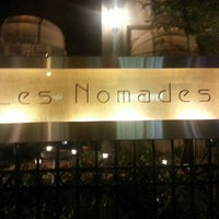 Photo taken at Les Nomades by Nick on 11/9/2012