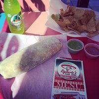 Photo taken at Rigoberto's Taco Shop by Brett D. on 11/24/2013