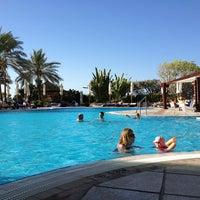 9/2/2013 tarihinde Minochehr V.ziyaretçi tarafından Hilton Dubai Jumeirah'de çekilen fotoğraf
