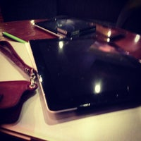 Photo taken at Starbucks by Yun H. on 1/4/2013