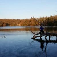 Photo taken at Bear pond by Amanda M. on 5/6/2014