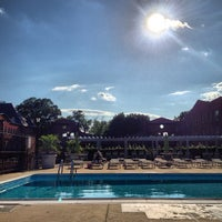 Photo taken at The Car Barn Pool by John T. on 6/14/2013
