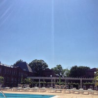Photo taken at The Car Barn Pool by John T. on 6/21/2013