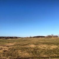 Photo taken at Langston Golf Course by John T. on 3/9/2013