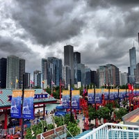 Photo taken at Navy Pier by John T. on 6/1/2013