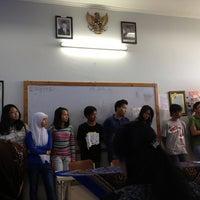 Photo taken at TK SD SMP SMA Islam AVICENNA by Lulu k. on 12/22/2012