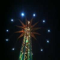 Photo taken at Allou Fun Park by André on 6/18/2013