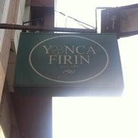 Photo taken at Yonca Pasta Firin by Bartu B. on 12/5/2013