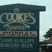 Photo taken at Cooke's Seafood by Mark F. on 6/25/2015