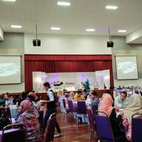 Photo taken at Dewan Utama, Blok C, Ibu Pejabat Agensi Antidadah Kebangsaan by Ella M. on 7/16/2016