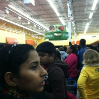 Photo taken at Walmart Supercenter by Lilianna P. on 11/23/2012