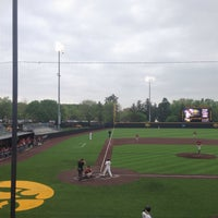 Photo taken at Duane Banks Field by Chelsea D. on 5/8/2015
