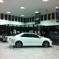 Photo Taken At Charles Maund Toyota By Charles C. On 11/25/2013 ...