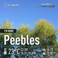 Photo taken at Peebles by June Louise on 6/20/2013