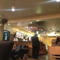 Photo taken at Starbucks Coffee by Luis P. on 1/9/2013