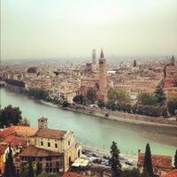 Снимок сделан в Verona пользователем ArtChe 10/11/2012