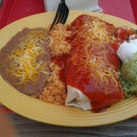 Photo taken at Cocina Cucamonga Mexican Grill by Jeremy B. on 4/23/2013
