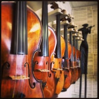 Photo taken at Becker Fine Stringed Instruments by Cory K. on 3/28/2013