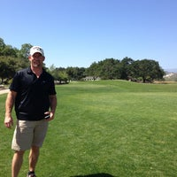 Photo taken at Rancho San Marcos Golf Course by Colleen U. on 4/14/2013