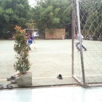 Photo taken at Sekolah Citra Alam Ciganjur by Aulia B. on 12/6/2012