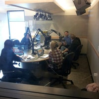 Photo taken at Entercom Kansas City by Local Ruckus KC on 12/18/2012