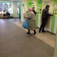Photo taken at Сбербанк by 🅰®тem G. on 10/18/2013