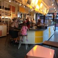 Photo taken at Wafels & Dinges Cafe by Jonathan R. on 7/16/2013
