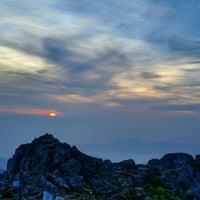Photo taken at 천왕봉 (Chunwang Peak/天王峰) by Vintage- B. on 7/9/2016