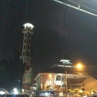 Photo taken at Alun-Alun Karawang by xxxianT on 6/1/2017