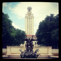 Photo taken at The University of Texas at Austin by Carlos A. on 7/19/2013