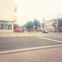 Photo taken at H Gustav-Adolf-Straße by Sir F. on 8/24/2013