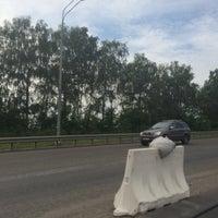 Photo taken at Газпромнефть АЗС № 28 by Макс Д. on 8/19/2016