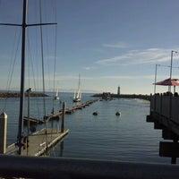 Photo taken at Aldo's Harbor Restaurant by Kathy O. on 1/20/2013