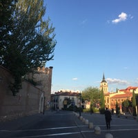 Photo taken at Alcalá de Henares by Lee H. on 4/15/2017