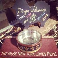 Photo taken at Kimpton Muse Hotel by Patrick v. on 3/23/2013