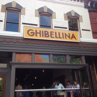 Photo taken at Ghibellina by Potomac S. on 6/15/2013