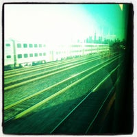 Photo taken at Metra - Western Avenue by John V. on 10/11/2012